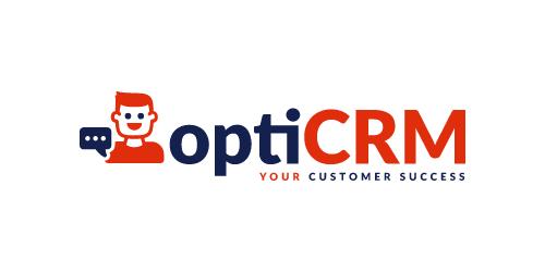 OptiCRM Logo