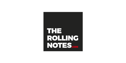 The Rolling Notes Logo